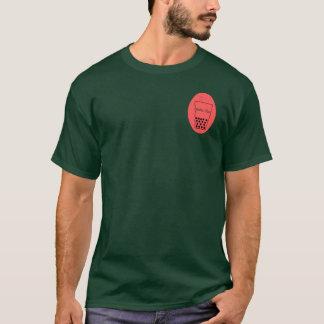 Camisa do chá de Boba