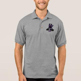 Camisa do chacal do polo