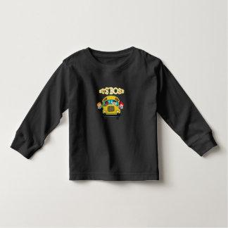 Camisa do chefe do ônibus