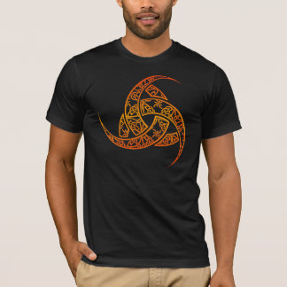 Camisa do chifre de Odin