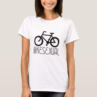 Camisa do ciclista T do ciclismo de Bikesexual