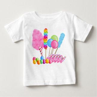 Camisa do circo T dos doces