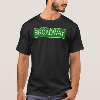 Camisa do clássico de Johnny Broadway