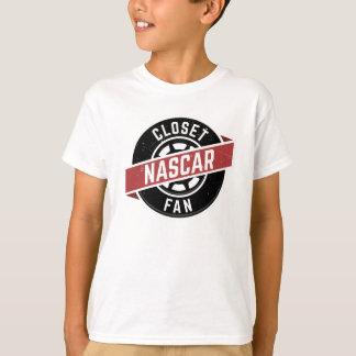 Camisa do ClosetNASCARFan dos miúdos