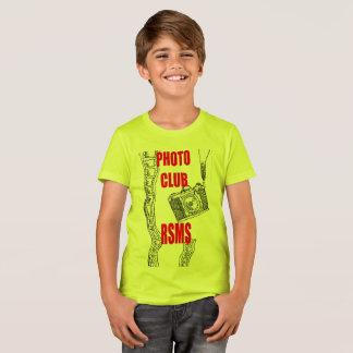 Camisa do clube da foto de Reshmi!