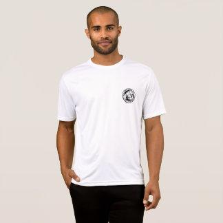 Camisa do clube T da autodefesa do segundo grau do