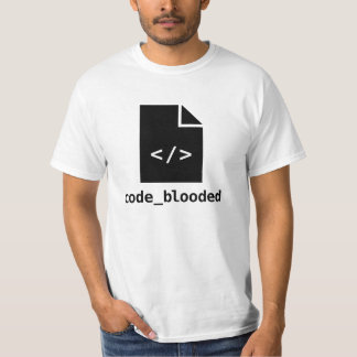 Camisa do codificador do colaborador do