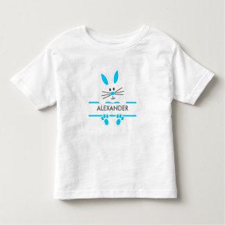 Camisa do coelhinho da Páscoa Camisetas