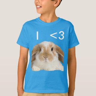Camisa do coelho de ComputerPlayz