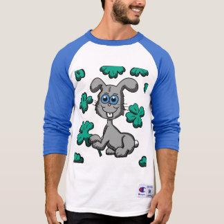 Camisa do coelho do dia de St Patrick