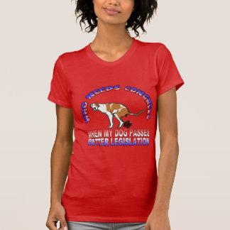 Camisa do congresso camisetas