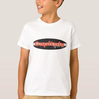 Camisa do conselho de surf T de Capitola