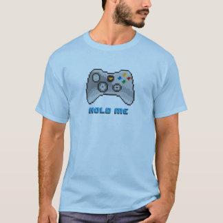 camisa do controlador t do jogo de vídeo do xbox
