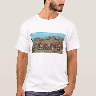 Camisa do Corgi de Galês do Pembroke