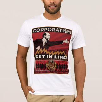 Camisa do corporativismo