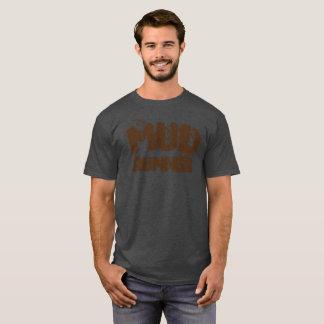 Camisa do corredor da lama