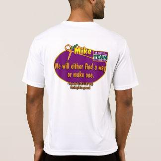 Camisa do corredor de Mike da equipe de TNT Tshirts