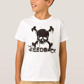 Camisa do crânio TFB dos miúdos