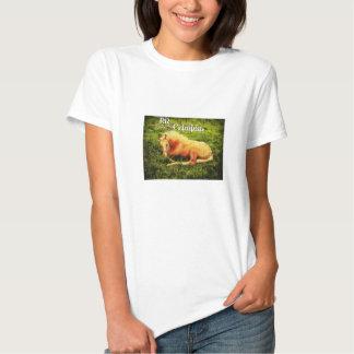 Camisa do cromo T T-shirt