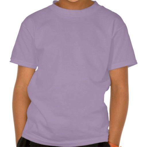 Camisa do cruzeiro do cavalo marinho do forro tshirt