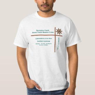 Camisa do cruzeiro do grupo da roda do forro tshirts