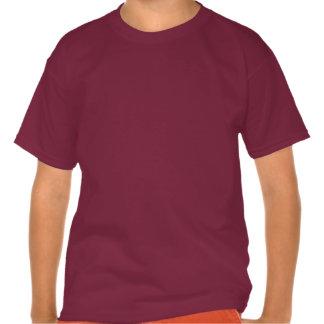 Camisa do cruzeiro do grupo do arco do navio do camisetas