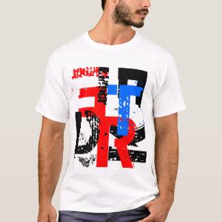 Camisa do cubo de Derekt