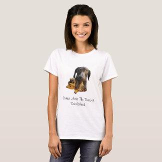 Camisa do Dachshund