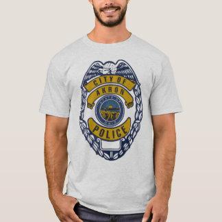 Camisa do departamento da polícia de Akron Ohio