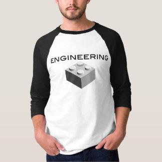 Camisa do departamento de engenharia