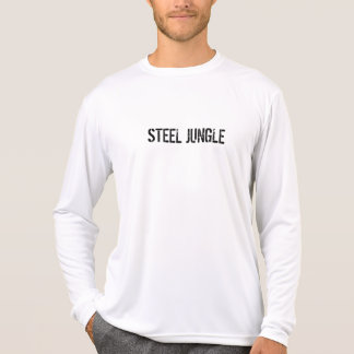 Camisa do desempenho do Silverback