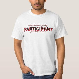 camisa do despedida de solteiro do mdp tshirt