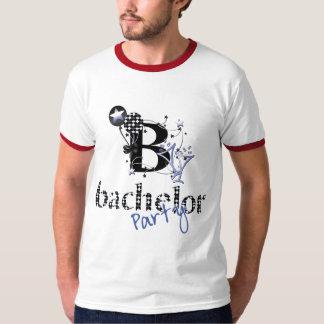 Camisa do despedida de solteiro tshirt