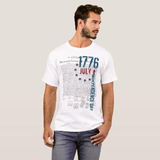 Camisa do Dia da Independência T