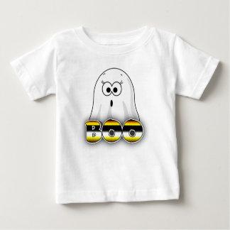Camisa do Dia das Bruxas da vaia do fantasma