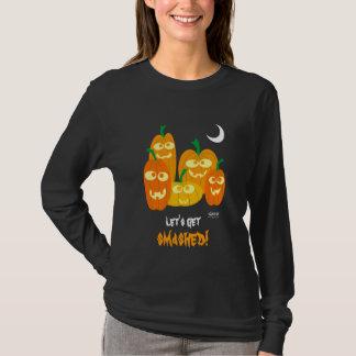 Camisa do Dia das Bruxas engraçado.