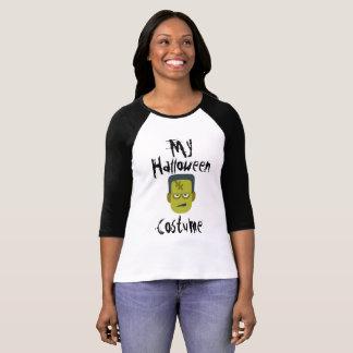Camisa do Dia das Bruxas Frankenstein