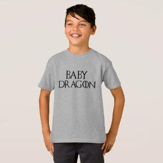 camisa do dia das mães para o dragão do bebê dos
