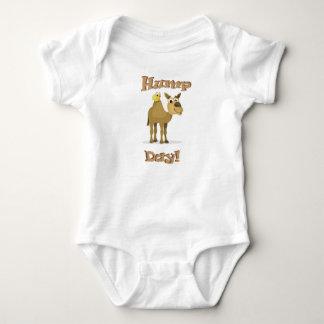Camisa do dia de corcunda da criança
