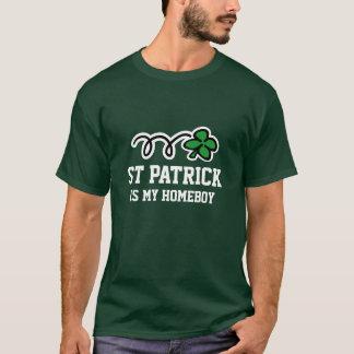 Camisa do Dia de São Patrício T com citações
