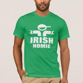Camisa do Dia de São Patrício t que diz o homie