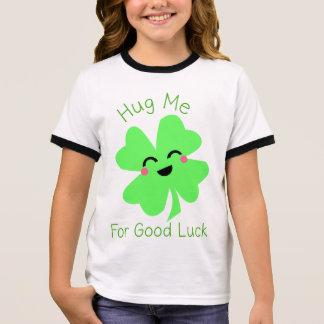 Camisa do dia de St Patrick: Abrace-me para a boa