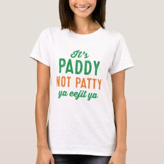 Camisa do dia de St Patrick do rissol da almofada