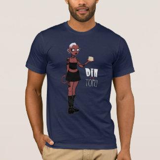 Camisa do diâmetro & do Tofu (versão do conceito)