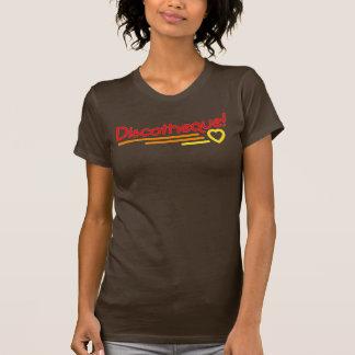 Camisa do disco T