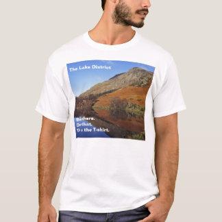 Camisa do distrito do lago