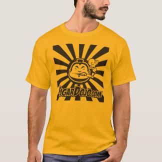 Camisa do Dojo do ouro