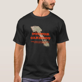 Camisa do doutor Oakroot