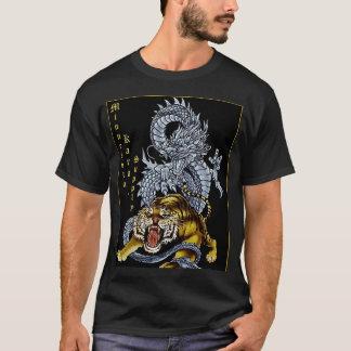 Camisa do dragão da fonte do karaté de Minnesota