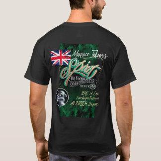Camisa do dragster T de Espírito do Sr. T